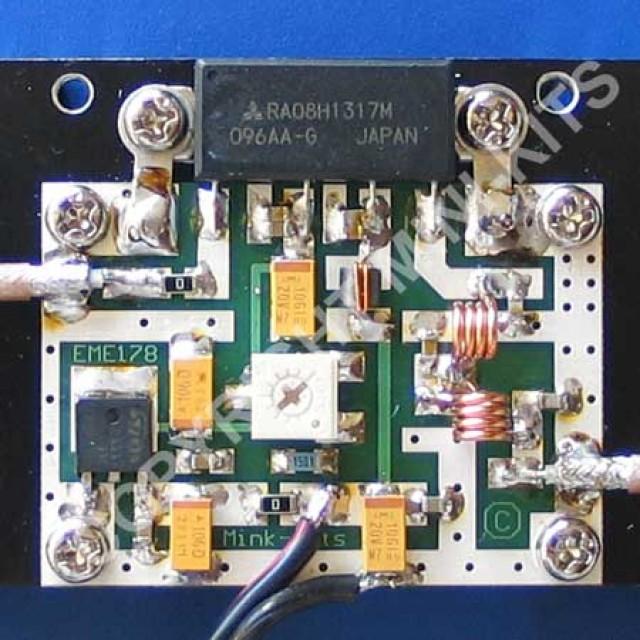 70cm 7W Amplifier +38 5dBm