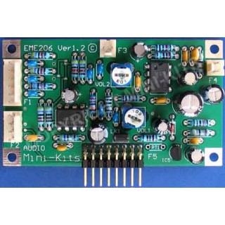 M1 Series 500mW Audio Amplifier