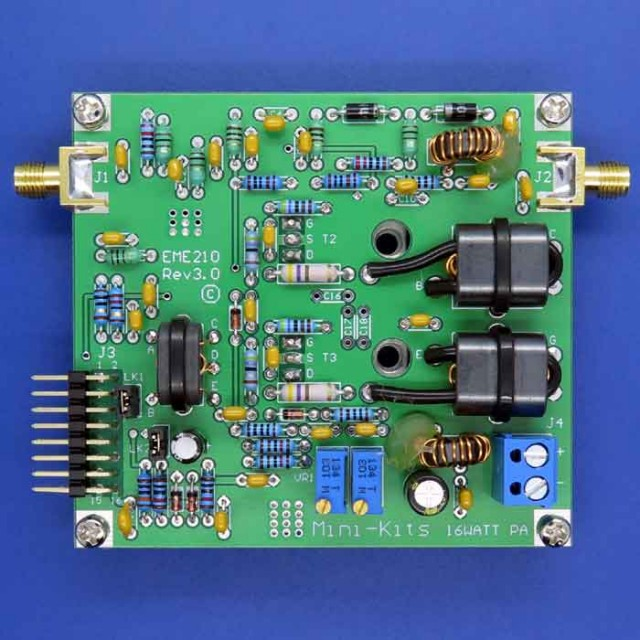 M1 Series 16W HF Amplifier