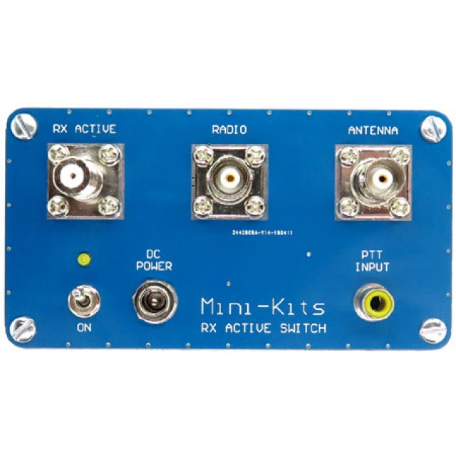 Hf Rx Active Switch