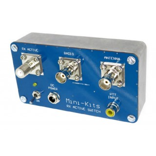 HF Active Receive Antenna Switch
