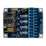 ESP-01S 4 Channel WiFi Switch