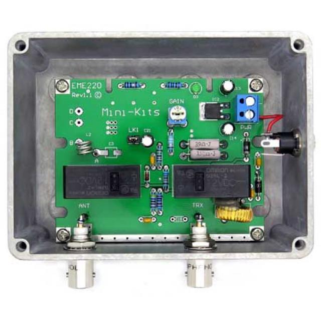 2m VHF RX/TX Preamplifier