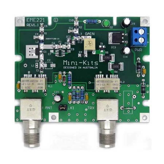 23cm UHF RX/TX Preamplifier