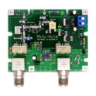 70cm 430MHz UHF RX/TX Preamplifier