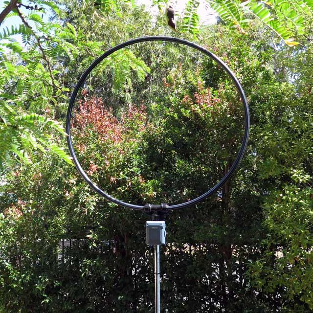 HF Magnetic Loop Antenna Module