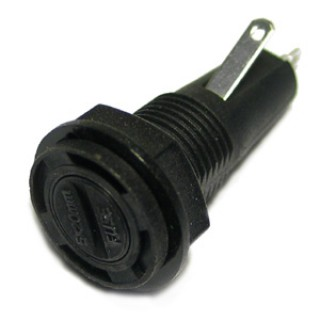 2AG M205 Fuse Holder 6.3A 250VAC