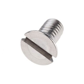Counter Slot M2.5x6 Nickel Brass