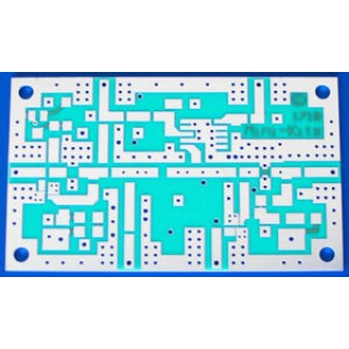 EME171B Microwave Experimenter PC board