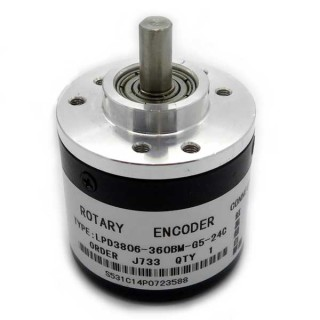 360PPR Optical Rotary Encoder
