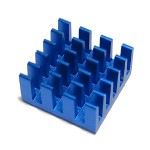 Heatsink Grid Array 15x15x8mm with 3M adhesive
