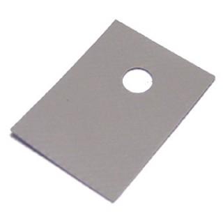 TO220 Silicone Rubber Insulator Washer