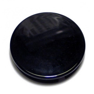 Cap Elma Black 21mm