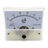 Analogue Panel Meter 50uA