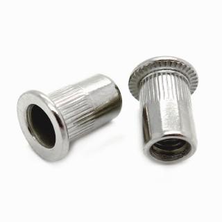 Rivet Nut M6 Stainless Steel