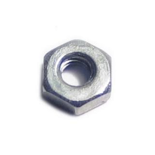 Nut M2 Zinc Steel