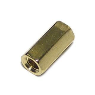SPA-M3x8-B Female-Female Brass Hex PCB Standoff Spacer