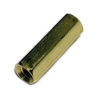 SPA-M3x15-B Female-Female Brass Hex PCB Standoff Spacer
