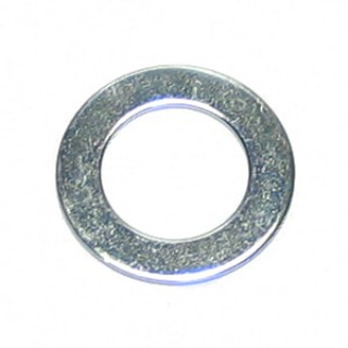 M7 Metric Flat Washer Zinc Plated Steel