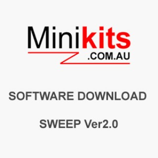 SWEEP Ver2.0 Software