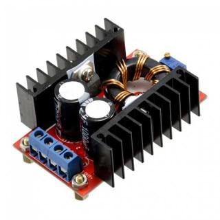 DC-DC Boost Upconverter 6A 150W Adjustable PSU Module