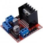 L298N Dual H Bridge Motor Driver Module