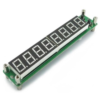 2.4GHz Green 8 Digit Counter Module