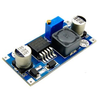 LM2596 DC-DC Adjustable PSU Module