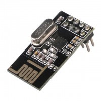nRF24L01 2.4GHz Short Range Data Transceiver Module