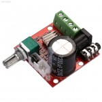 PAM8610 Class D 2x10W Stereo Audio Amplifer Module