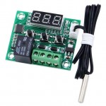 Temperature Controlled 1 Channel 12v Relay Module