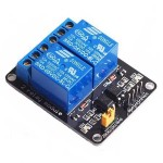 2 Channel Isolated Relay Module