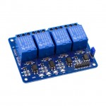 4 Channel Isolated Relay Module