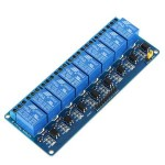8 Channel Isolated Relay Module