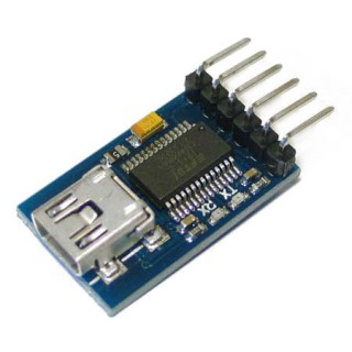 FT232RL USB Mini B to Serial Module