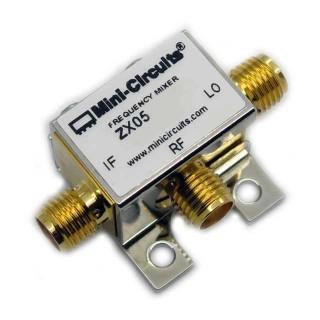 ZX05-43-S +7dBm Mixer 0.75-4.2GHz