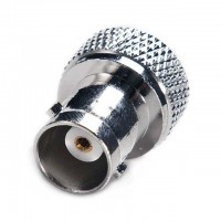 BNA13 BNC Female to SMA Male Adapter
