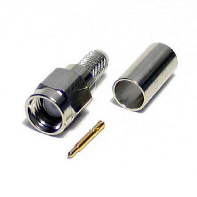 Rg58c U Coax Cable Assy