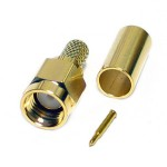 SMA44 Male Plug RG8X / 240 Type