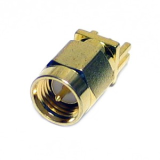 SMA50 PCB Mount 1.6mm
