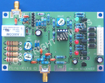 EME166 Transverter Sequencer Module