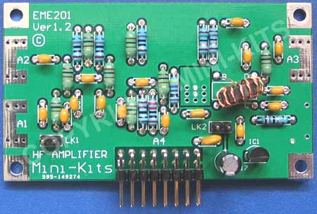 EME201 10dB HF Amplifier Module