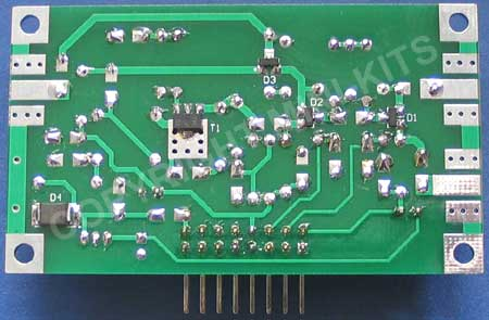 EME201 PCB Bottom View
