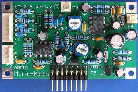EME206 500mW Audio Amplifier Module