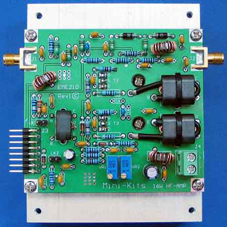 EME210 16W HF Amplifier