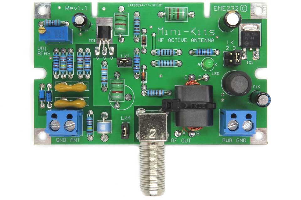 Eme232 Hf Active Antenna