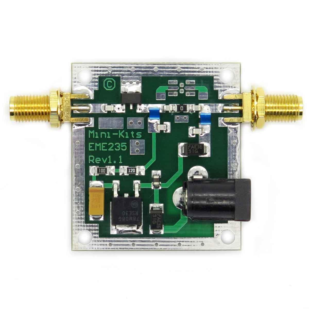 EME235 Amplifiers
