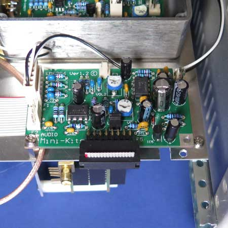 M1 Audio Amplifier